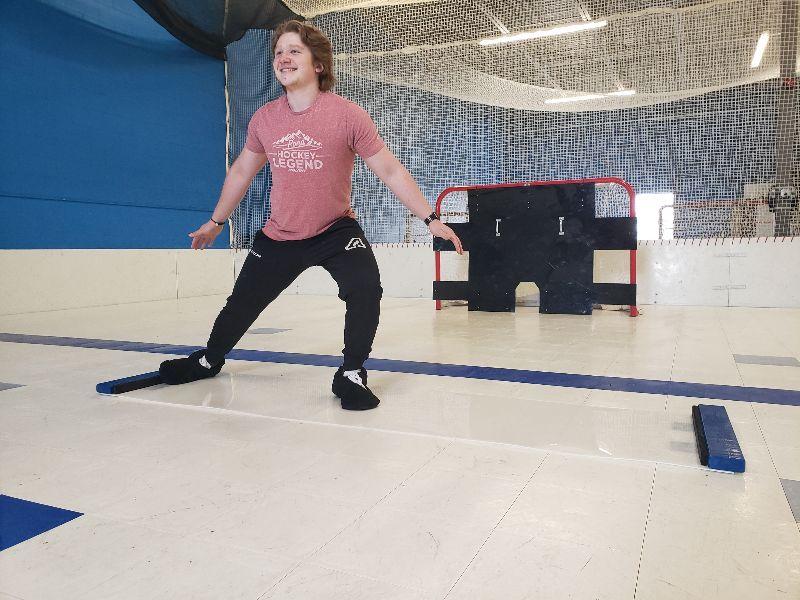 slideboard exercise